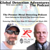 XP metal detectors first pod cast – Detecting pod cast live with Dave and Lance