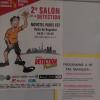 Salon de la detection metal detecting show Paris