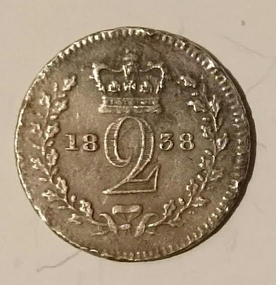 1838 coin