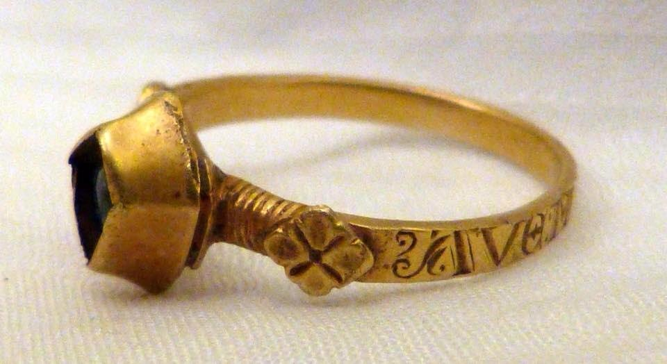 Medieval Gold Ring 6