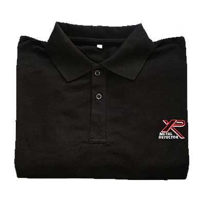 Free_XP Poloshirt_Black