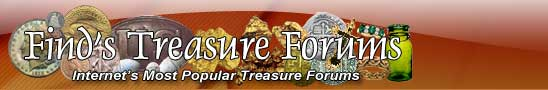 finds treasure forums logo