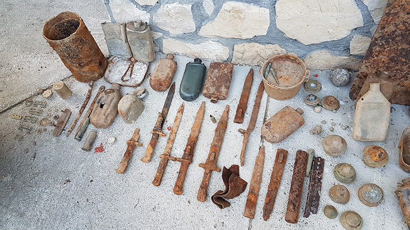 world-war-2-relics-found-with-a-metal-detector-in-romania-by-the-rma-team