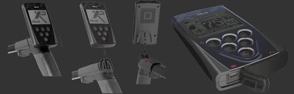 XP Deus RC controller