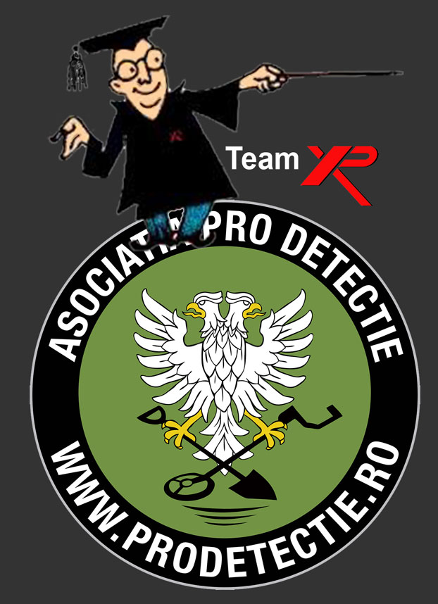Team XP metal detectors Romania