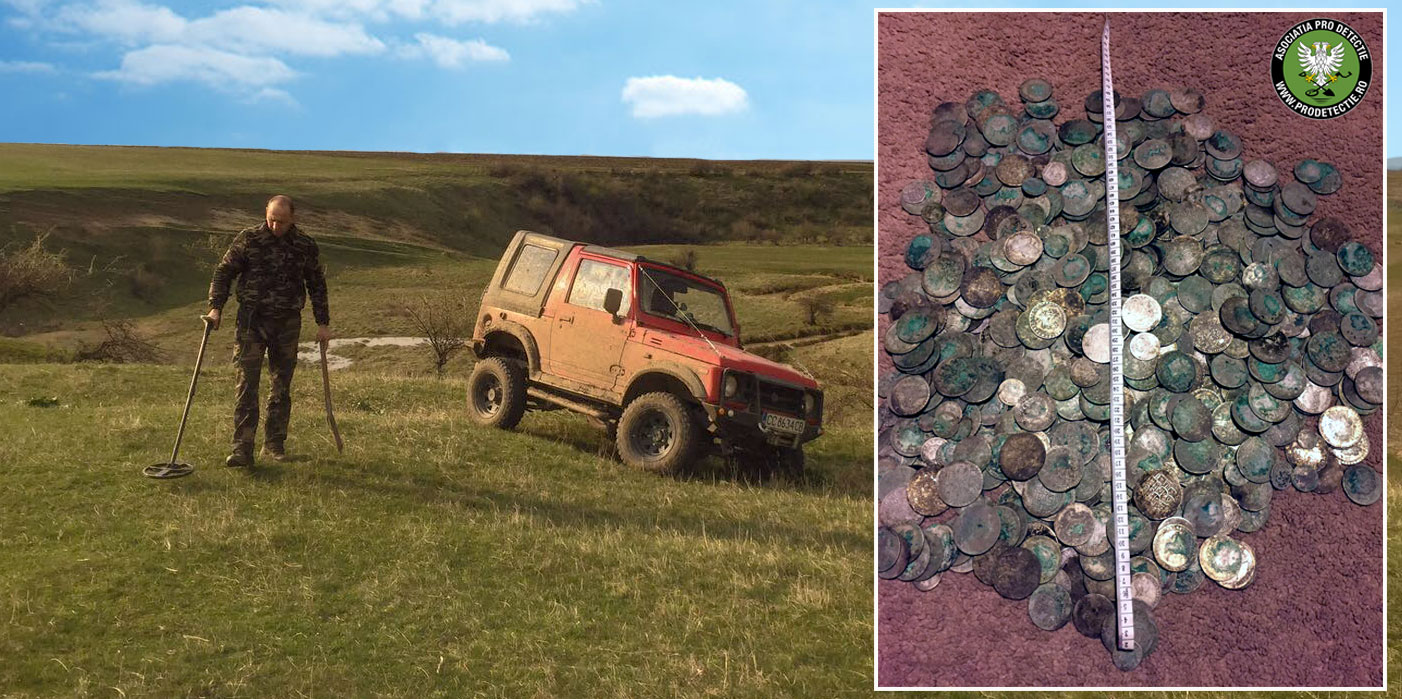 metal detecting can be a lonely hobby if you find treasure there is no one to share the experience with....Just you and your XP Deus