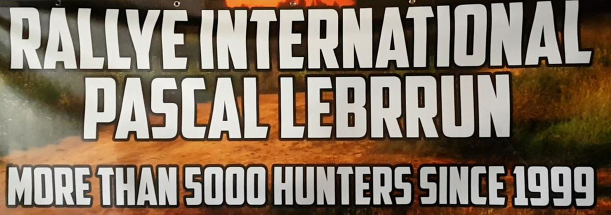 Rallye international Pascal Lebrrun 5000 hunters since 1999