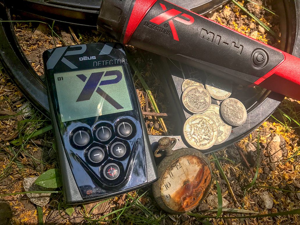 Xp Deus Metal Detector Blog Promotional Gold Circuit Buy Promotion The Mi 4 Just Another Detecting Probe